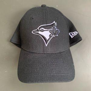B&W Toronto Blue Jays New Era Baseball Hat